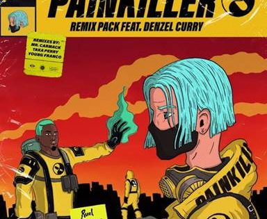 "RUEL – ""PAINKILLER"" (REMIX PACK) MAINTENANT DISPONIBLE"