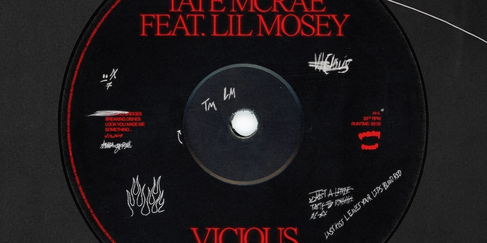 "TATE MCRAE : NOUVEAU SINGLE ""VICIOUS"" FT. LIL MOSEY"