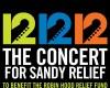 """Il 15 gennaio 2013 verrà pubblicato """"12-12-12 THE CONCERT FOR SANDY RELIEF"""""""