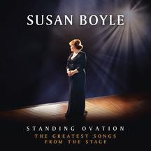 Susan Boyle – Standing Ovation – The Greatest Songs From The Stage