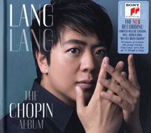 Lang Lang – Chopin Album (CD + DVD) – studi Op. 25-notturni