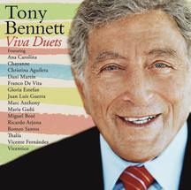 Tony Bennett – Viva Duets