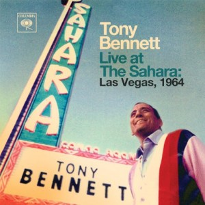 TONY BENNETT – Live at the Sahara: Las Vegas,  1964