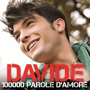 Davide -100000 parole d'amore