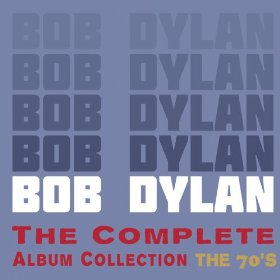 BOB DYLAN – The Complete Album Collection – The 70's