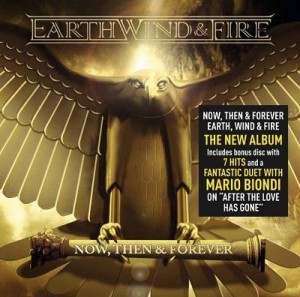 EARTH, WIND & FIRE – Now, Then, & Forever