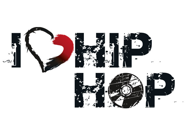 I LOVE HIP HOP\