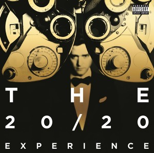 JUSTIN TIMBERLAKE – The 20/20 Experience – 2 of 2