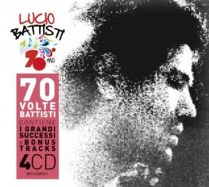 LUCIO BATTISTI – Lucio Battisti 70mo