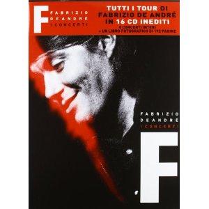 Fabrizio De André – I Concerti