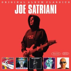 JOE SATRIANI – Original Album Classics