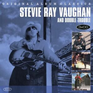 STEVE RAY VAUGHAN – Original Album Classics