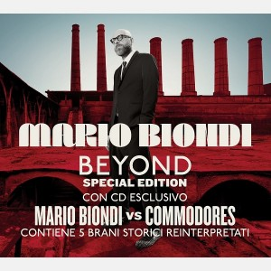 MARIO BIONDI – Beyond Special Edition