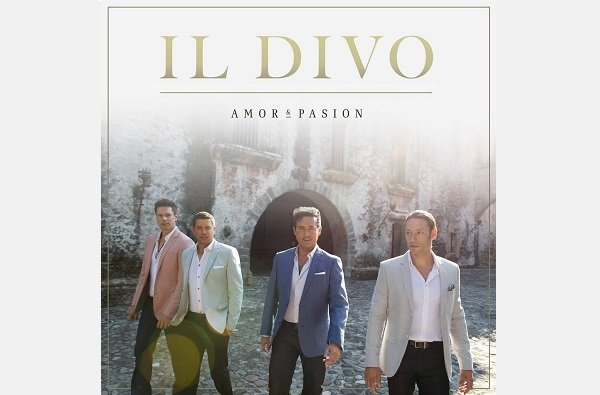 Esce oggi amor pasi n il nuovo album de il divo sony music italy - Il divo canzoni ...