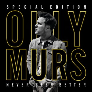 OLLY MURS – Never Been Better Special Edition