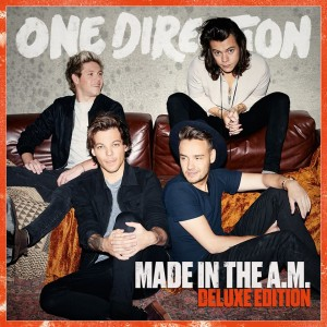 ONE DIRECTION – Made In The A.M.