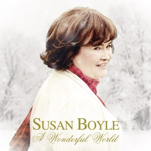 SUSAN BOYLE – A Wonderful World