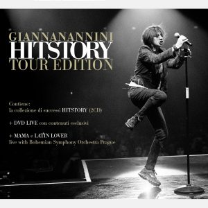 GIANNA NANNINI – HitStory Tour Edition