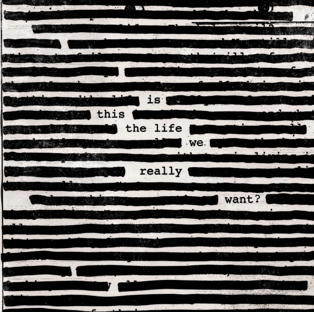 ROGER WATERS_Is This The Life
