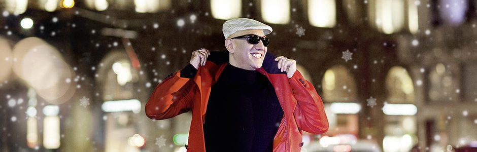 """Giuliano Palma torna con """"Happy Christmas"""""""