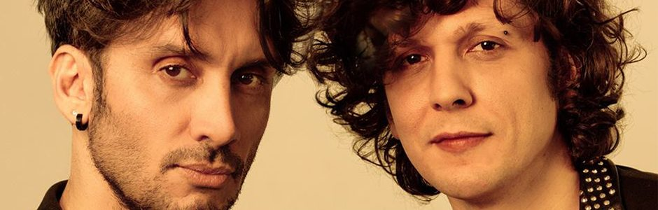 Ermal Meta e Fabrizio Moro per la prima volta insieme al Festival di Sanremo