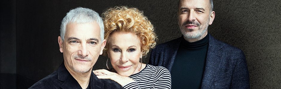 Ornella Vanoni con Bungaro e Pacifico: un trio inedito alla 68° edizione del Festival di Sanremo