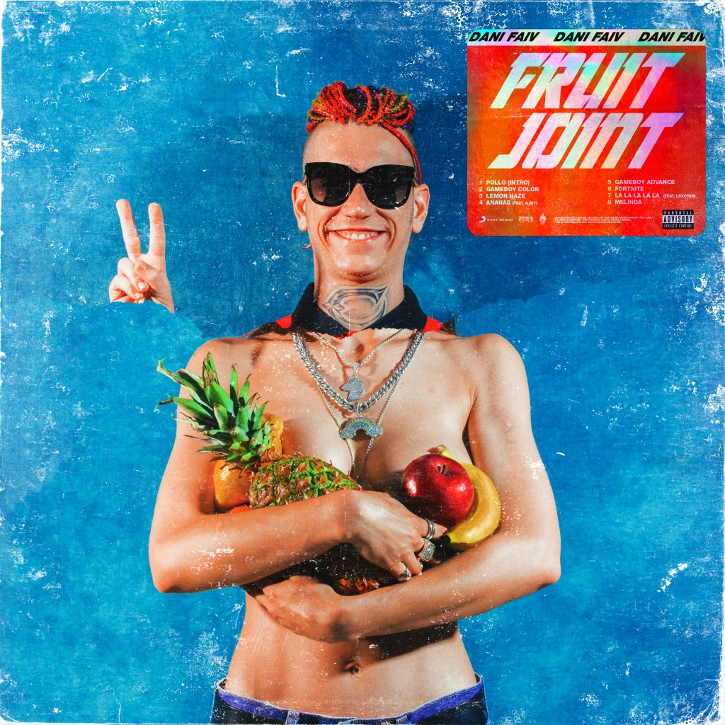 Risultati immagini per dani faiv fruit joint copertina