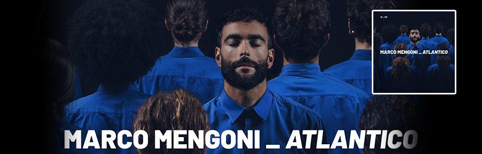 ATLANTICO è il nuovo album di Marco Mengoni