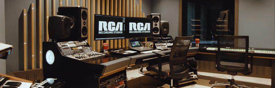 """RCA Recording Studios: la nuova """"Casa della Musica"""" nasce nella sede di Sony Music Italy"""