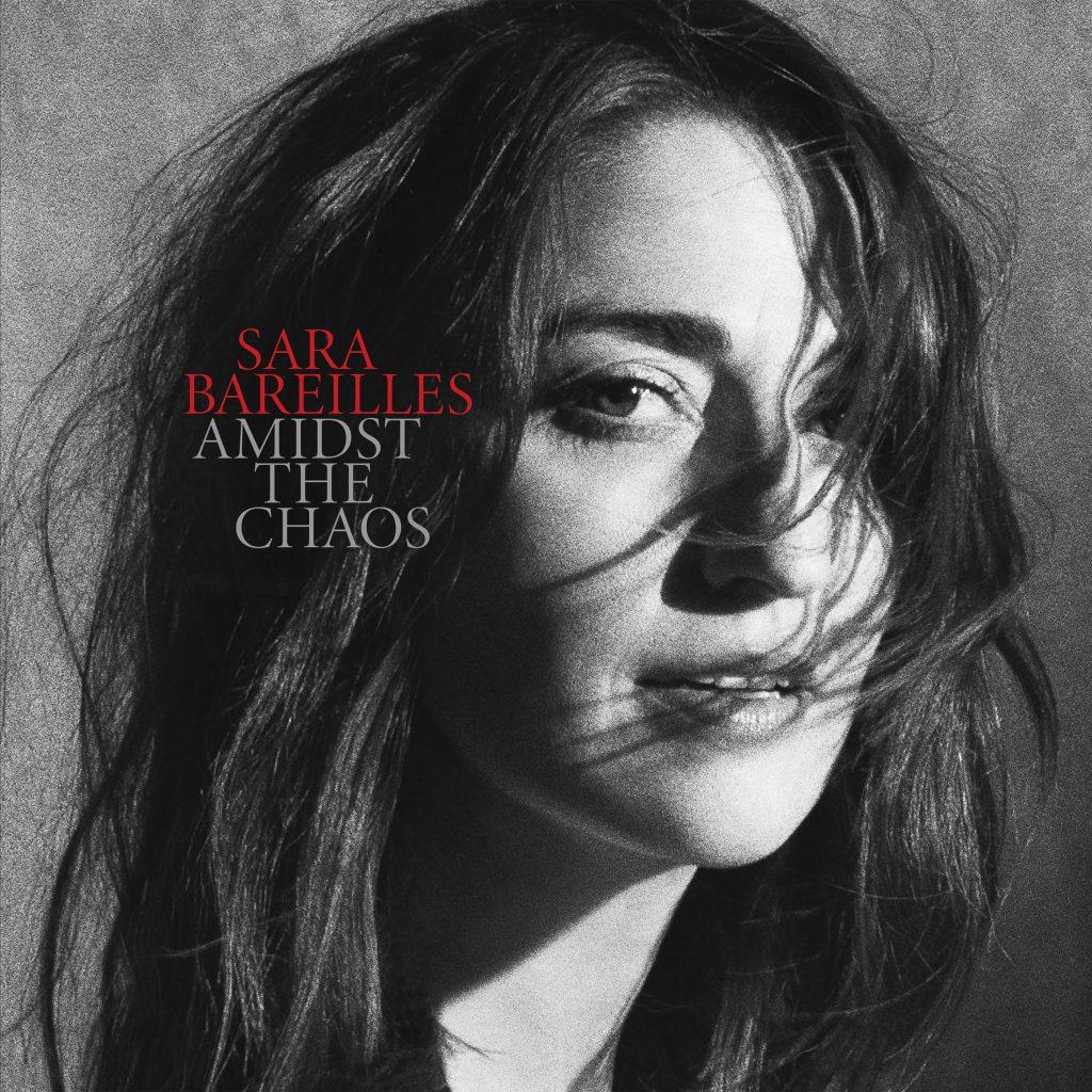 Sara Bareilles – Admist The Chaos album artwork-187226328