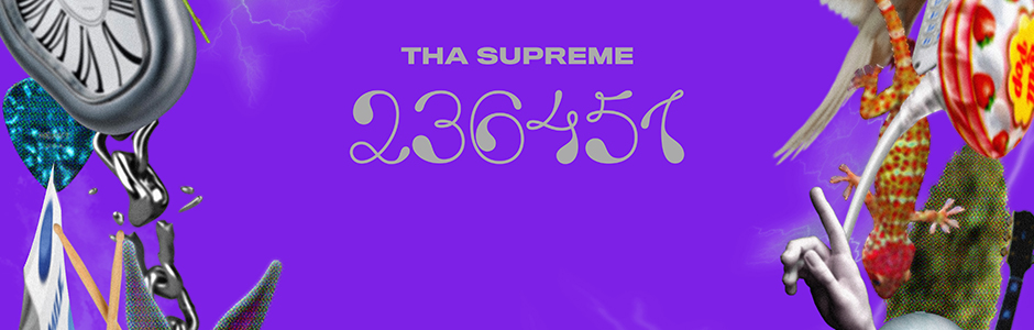 23 6451 è il nuovo incredibile album di tha Supreme