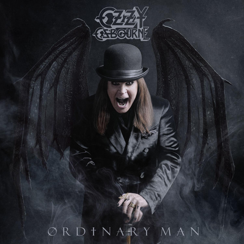 """Esce oggi """"ORDINARY MAN"""" l'atteso nuovo album di  OZZY OSBOURNE"""