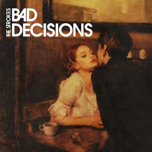 """THE STROKES Il nuovo singolo """"BAD DECISIONS"""" In radio da venerdì 21 febbraio  Il brano è tratto dal nuovo album """"THE NEW ABNORMAL"""" in uscita il 10 aprile"""