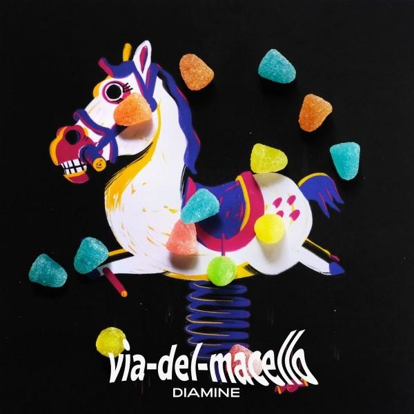 DIAMINE VIA DEL MACELLO Da venerdì 3 aprile, in radio e in digitale,  il nuovo singolo che anticipa l'album d'esordio MA CHE DIAMINE  in uscita il 1° maggio
