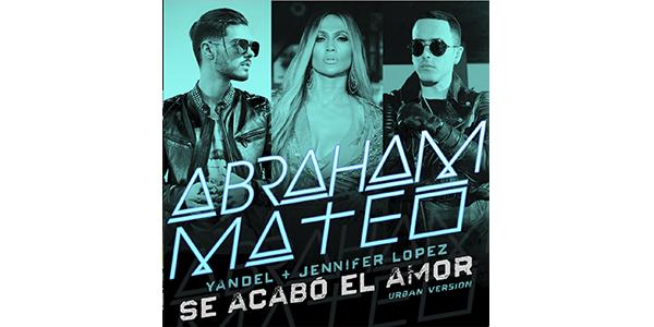 AbrahamMateo_SeAcaboElAmor