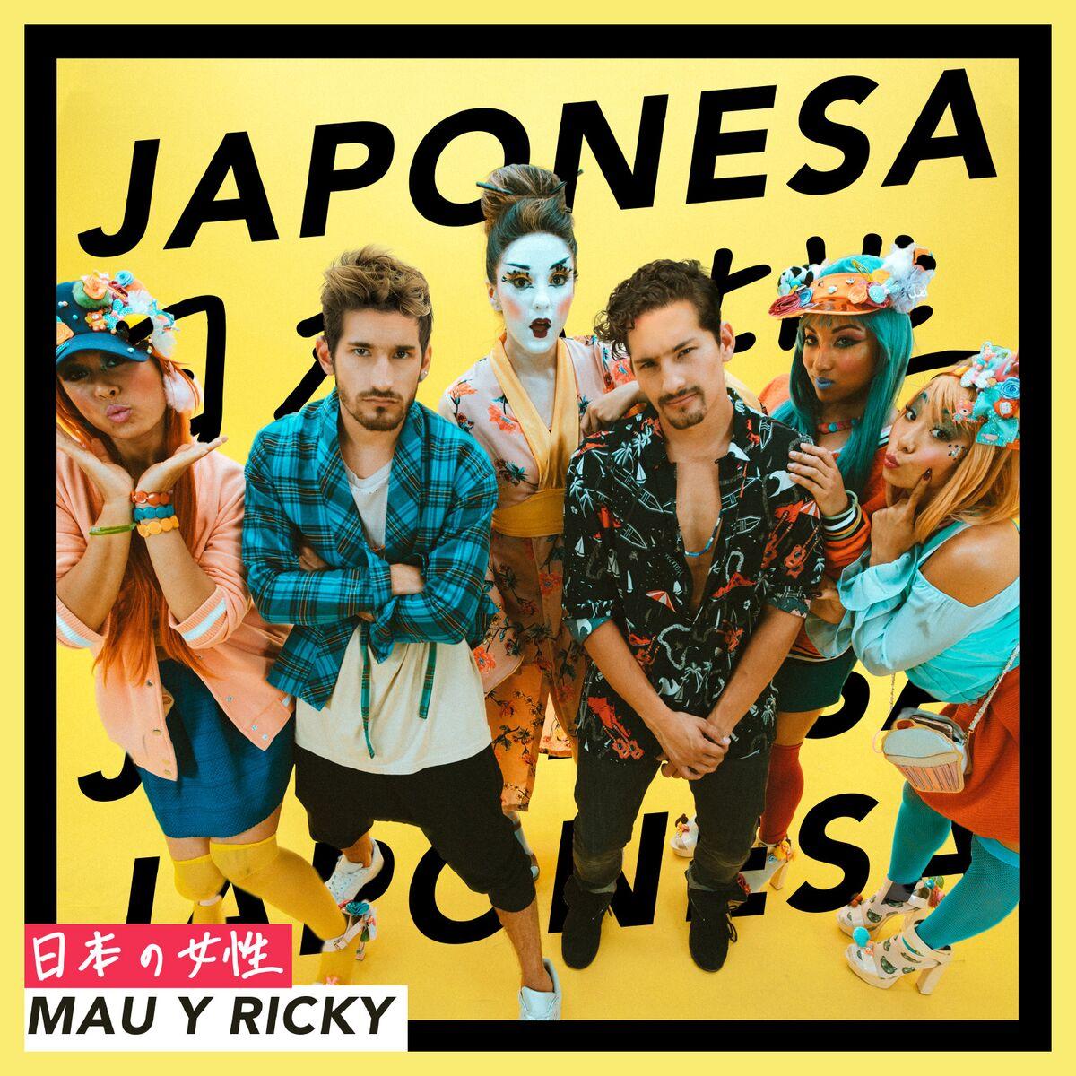 MauyRicky_Japonesa_Cover