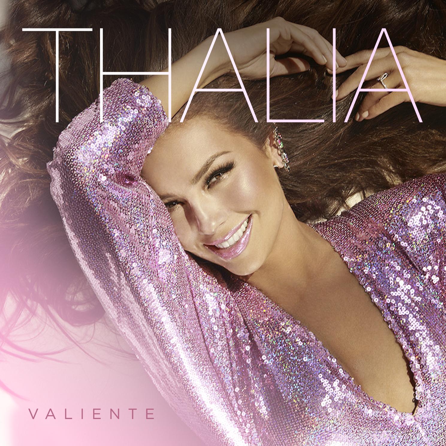 Thalia_Valiente_Album Cover