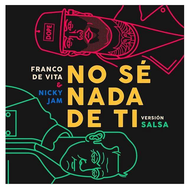 FrancoDeVita_NoSeNadaDeTi_Salsa