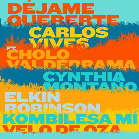 """DÉJAME QUERERTE"" así le canta  CARLOS VIVES  de nuevo a Colombia"