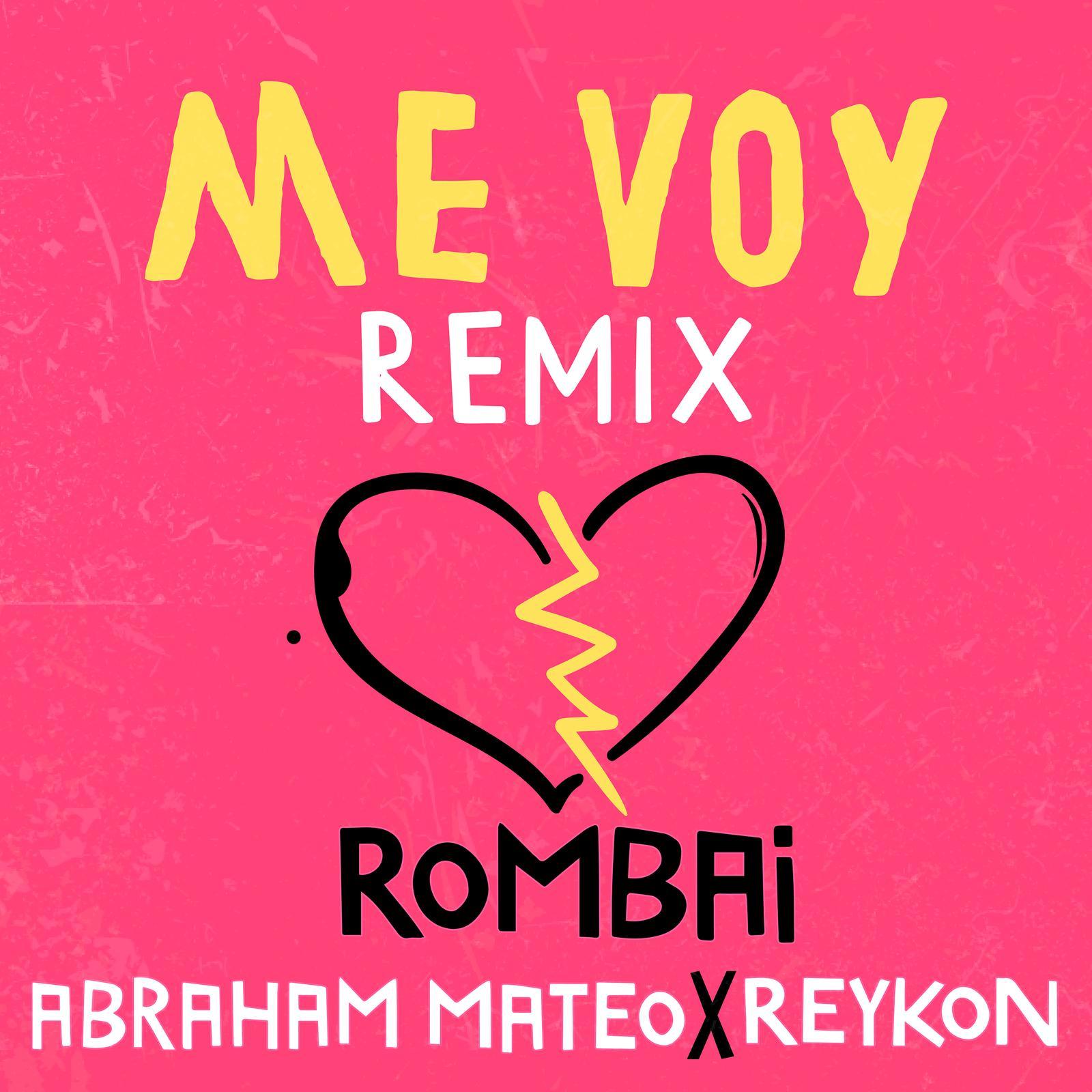 Rombai_MeVoyRemix