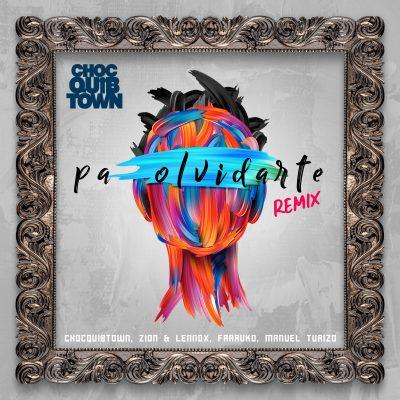Pa' Olvidarte Remix
