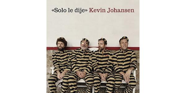 KevinJohansen_SoloLeDije_PR