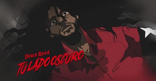 """DRACO ROSA estrenó su vídeo animado """"TU LADO OSCURO"""""""