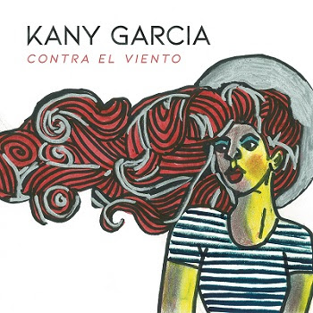 KANY GARCÍA revela el título y la fecha de lanzamiento de su sexto álbum de estudio CONTRA EL VIENTO disponible a partir del 17 de mayo