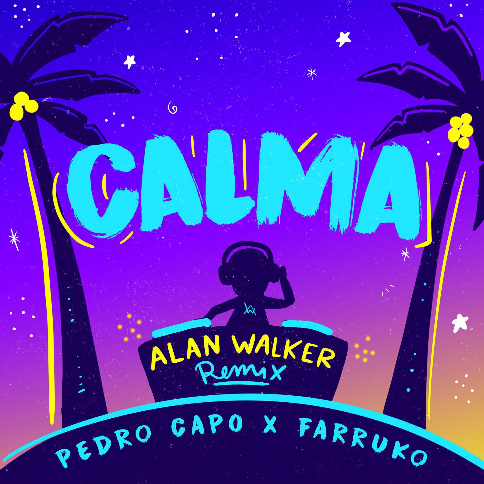 Calma_AlanWalkerRemix_Cover