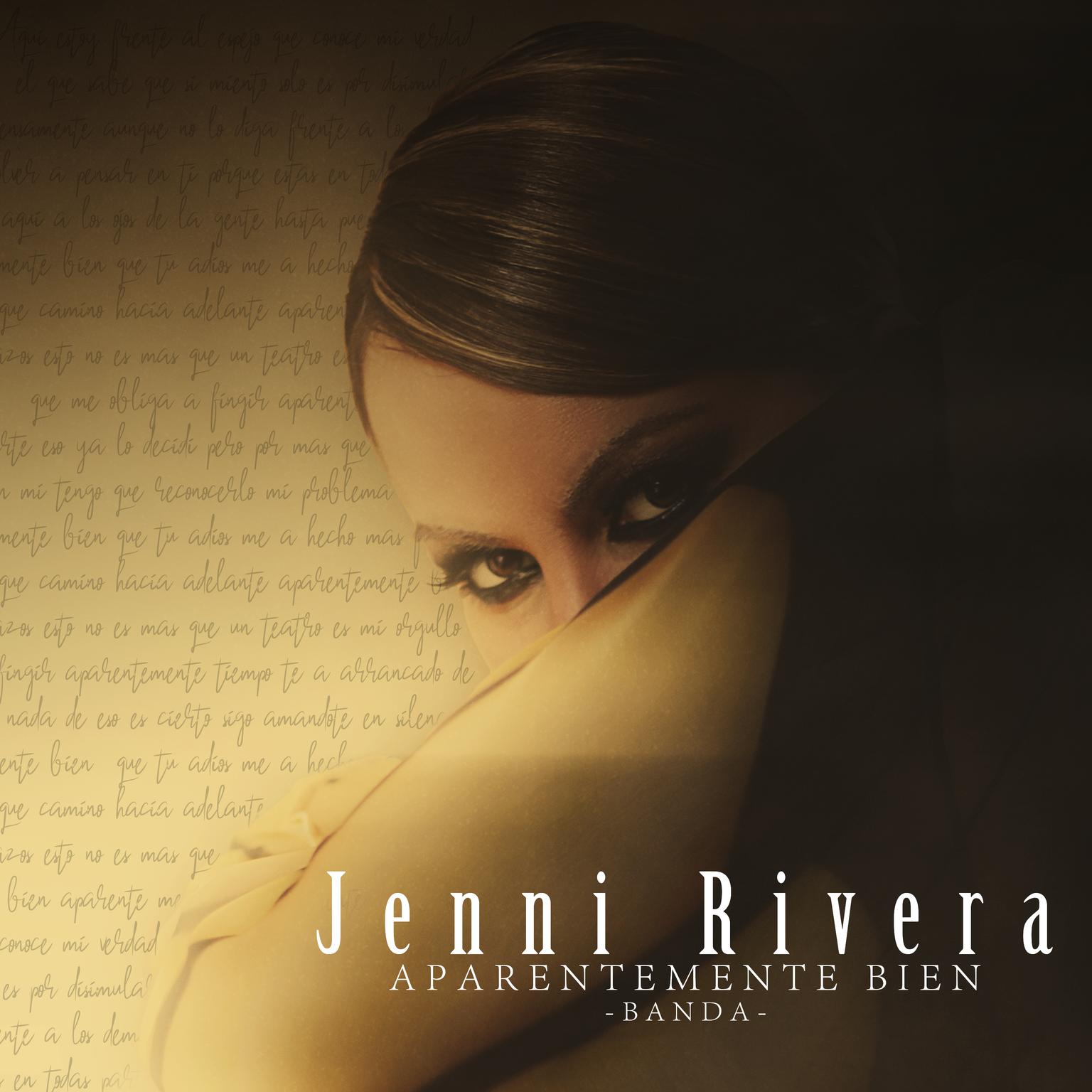 JenniRivera_AparentementeBien_Cover