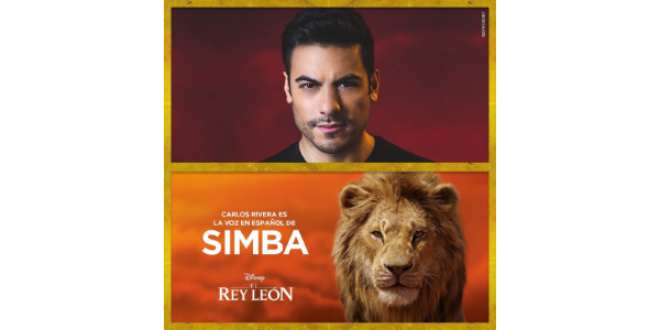 Doblaje el rey leon 2020