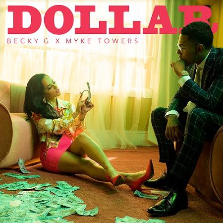 """""""DOLLAR"""" es el nuevo videoclip de BECKY G a junto MYKE TOWERS"""