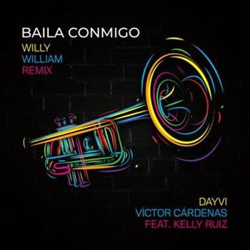 """El fenómeno mundial """"BAILA CONMIGO"""" llega con un remix de la estrella francesa WILLY WILLIAM"""