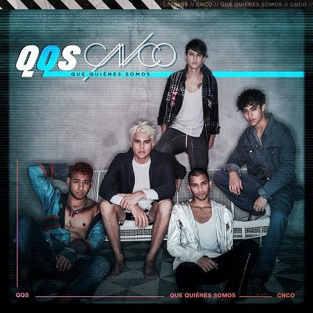 """CNCO lanza nuevo tema """"LA LEY"""" incluido en su EP QUE QUIENES SOMOS  disponible el 11 de octubre"""